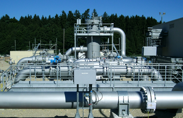 Gas Storage / Compressor Engineering